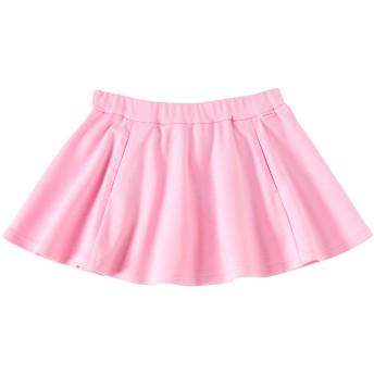 ミキハウス 【アウトレット】シンプル サーキュラースカート ピンク