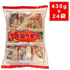 谷貝食品工業 おつまみ 特盛り参上 珍味詰合せ 430g×24袋 送料無料