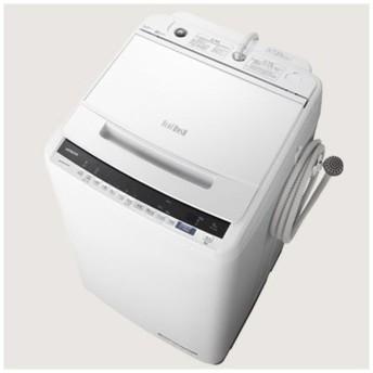 BW-V80E-W 全自動洗濯機 ホワイト [洗濯8.0kg /乾燥機能無 /上開き]