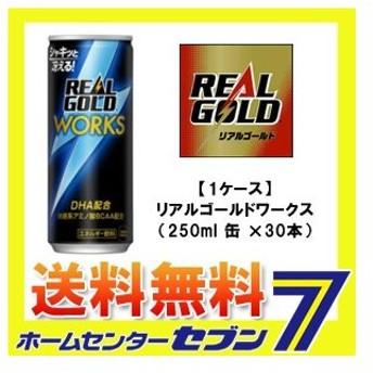 コカ・コーラ リアルゴールド ワークス 250ml 缶 送料無料