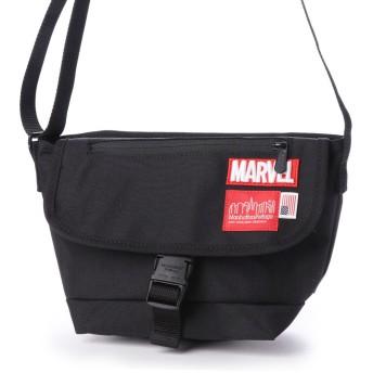 マンハッタンポーテージ Manhattan Portage MARVEL Collection Casual Messenger Bag (Black)