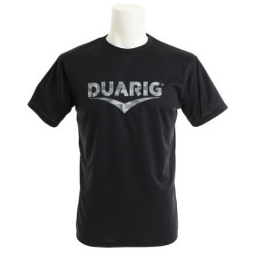 デュアリグ(DUARIG) ドライプラス UVメッシュ 半袖Tシャツ 863D9CD9317BLK (Men's)