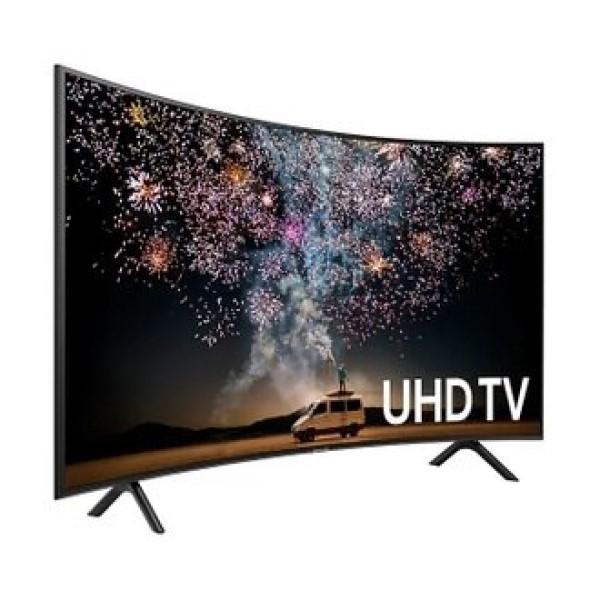 ★限量送水氧香氛機 三星 SAMSUNG 49吋 4K UHD連網黃金曲面液晶電視 UA49RU7300WXZW / 49RU7300