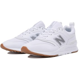 (NB公式)【ログイン購入で最大8%ポイント還元】 ユニセックス CM997H CN (ホワイト) スニーカー シューズ 靴 ニューバランス newbalance
