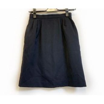 フォクシー FOXEY スカート サイズ36 S レディース 美品 黒 BOUTIQUE【中古】