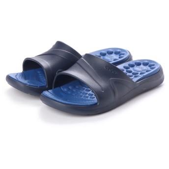 クロックス crocs メンズ シャワーサンダル reviva slide 205546-4HI