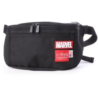 マンハッタンポーテージ Manhattan Portage MARVEL Collection Alleycat Waist Bag (LG) (Black)