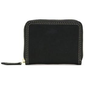 (GALLERIA/ギャレリア)ネルド 財布 NELD PUEBRO コインカードケース コインケース カードケース box型小銭入れ 革 プエブロ AN149/ユニセックス ブラック