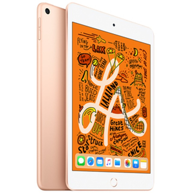 AppleiPad mini Wi-Fi 64GBゴールドMUQY2J/A
