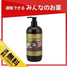 ディブ 3種のオイル コンディショナー (馬油・椿油・ココナッツオイル) 480mL 5個セットなら1個あたり729円