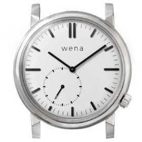wena wrist Three Hands Retro White Head WNW-HT21 W