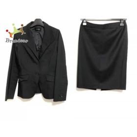 ルスーク Le souk スカートスーツ サイズ38 M レディース 黒   スペシャル特価 20190809