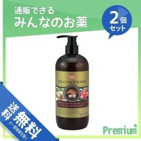 1個あたり851円 ディブ 3種のオイル コンディショナー (馬油・椿油・ココナッツオイル) 480mL 2個セット