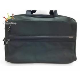 中古 TUMI トゥミ ビジネスバッグ ラージエクスパンダブル・キャリーオン ナイロン 22122D4