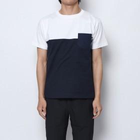 ザ ノース フェイス THE NORTH FACE メンズ トレッキング 半袖Tシャツ S/S 2 Tone Pocket Tee NT31949