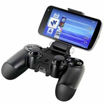DUALSHOCK4専用スマホ固定ホルダ『スマートクリップ for PS4』[83201](PlayStation 4)