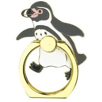 ワールド商事 アクアチック スマートフォンリング フンボルトペンギン