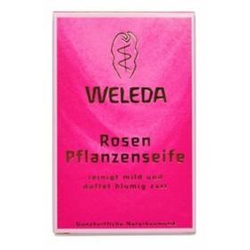 ヴェレダ WELEDA ローズ ソープ 100g 【odr】