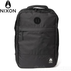 ニクソン リュック NIXON ビーコンバックパック2 Beacons Backpack II オールブラック ALL BLACK C282200100
