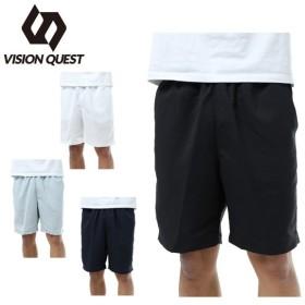 テニスウェア ハーフパンツ メンズ VQ530319H01 ビジョンクエスト VISION QUEST バドミントンウェア