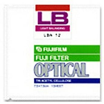 色温度変換フィルター LBA-2 7.5×7.5 [生産完了品 在庫限り]