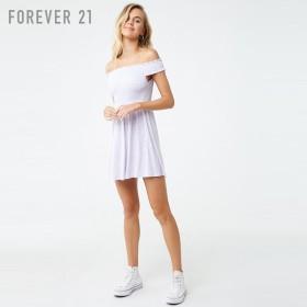 FOREVER21 デイジーオフショルダーワンピース