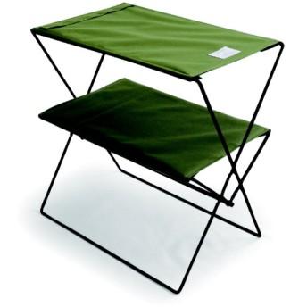 bclオリジナル フォールディングテーブル(ネイビー/W50×D30×H55cm) 127969