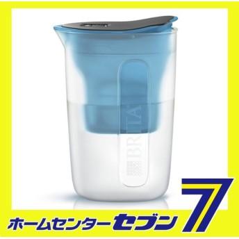 BRITA ブリタ ファン ブルー BJ-PFB BRITA [brita 浄水ポット ポット型浄水器 ブリタ浄水器 軽量 浄水部容量1.0L]