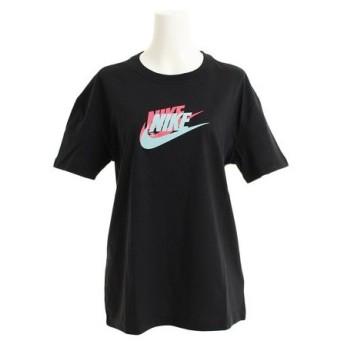 ナイキ(NIKE) フューチュラ BOY 半袖Tシャツ AR5333-010SP19 (Lady's)