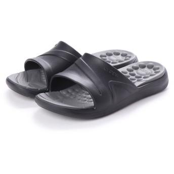 クロックス crocs メンズ シャワーサンダル reviva slide 205546-0DD