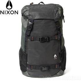 ニクソン リュック 売れ筋 NIXON ランドロックバックパック3 Landlock Backpack III ガンメタル GUNMETAL C281313100 送料無料