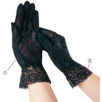 UVカットサマー手袋 ■カラー:2双組