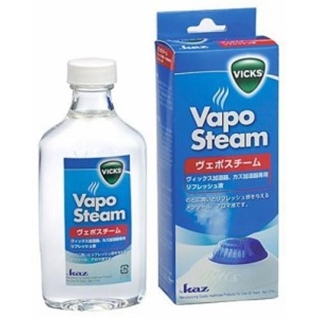 Kaz VICS(ヴィックス) 加湿器用付属品 リフレッシュ液 VapoSteam(中古良品)