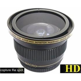 新しいスーパーワイドHi Def魚眼レンズレンズfor Sony Alpha a68ilca-68((新品未使用の新古品)