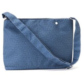 (TORNADO MART/トルネードマート)BLUE TORNADO∴anello 10ポケットショルダーバッグ/メンズ ネイビー