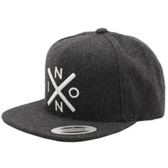 【Super Sports XEBIO & mall店:帽子】EXCHANGE SNAPBACK ハット GRAY NC2066145-00