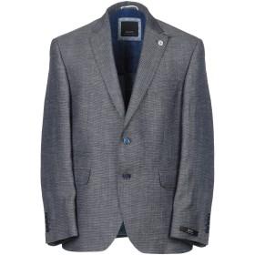 《期間限定 セール開催中》DIGEL メンズ テーラードジャケット ダークブルー 50 ポリエステル 40% / バージンウール 32% / 麻 28%