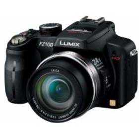 パナソニック デジタルカメラ ルミックス ブラック DMC-FZ100-K 1410万画素(中古良品)