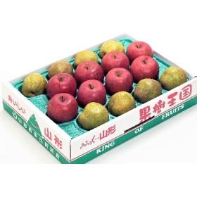 ラ・フランスとふじりんご詰め合わせ 5kg