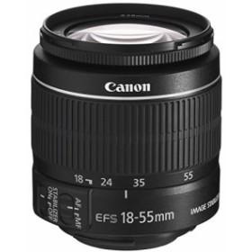 Canon 標準ズームレンズ EF-S18-55mm F3.5-.5.6 IS II APS-C対応(中古良品)