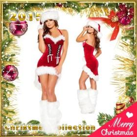 サンタ Xmas xmasクリスマス コスプレ コスチューム レディース サンタクロース セクシー サンタ コスプレ クリスマスドレス クリスマス 衣装 仮装 可愛い イベント パーティー ナイト