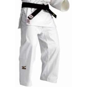 ミズノ(MIZUNO) 全柔連・IJF新規格基準モデル柔道衣 パンツ(優勝) B Yサイズ 22JP5A1501 【武道 柔道衣 下衣 ズボン ウェア】