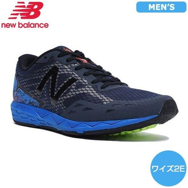 d7278e36091e8 ニューバランス HANZO T B1 ワイズ2E メンズ ランニングシューズ MHANZTB12E new balance