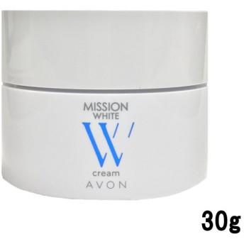 エイボン ミッション ホワイト クリーム 30g tg_tsw - 定形外送料無料 -wp