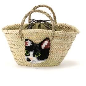 CAT IN DA HOUSE ! / CAT IN DA HOUSE!(キャットインダハウス)ザッシュかごバッグ