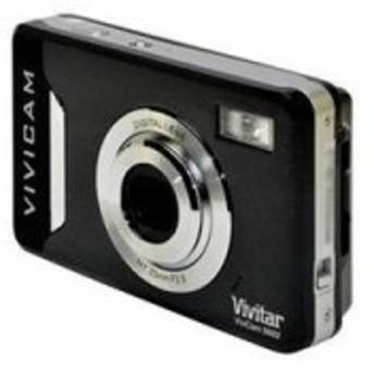 Vivitar 5.1MP ViviCam Dig Cam 1.8inプレビュー画面(新品未使用の新古品)