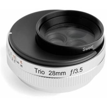 Lensbabyトリオ28for Canon M(中古良品)