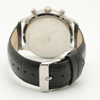 腕時計 - bright wrist Salvatore Marra サルバトーレマーラ腕時計 センタークロノグラフウォッチ SM19106-SSBK