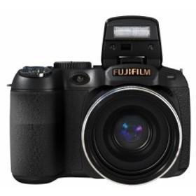 FUJIFILM FinePix デジタルカメラ S2800HD ブラック F FX-S2800HD 1400万画(中古良品)