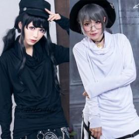 ゴスロリ 服 大きいサイズ トップス ロリータファッション lolita ゴシックロリータ パンクファッション パンク ロック ヴィジュアル系